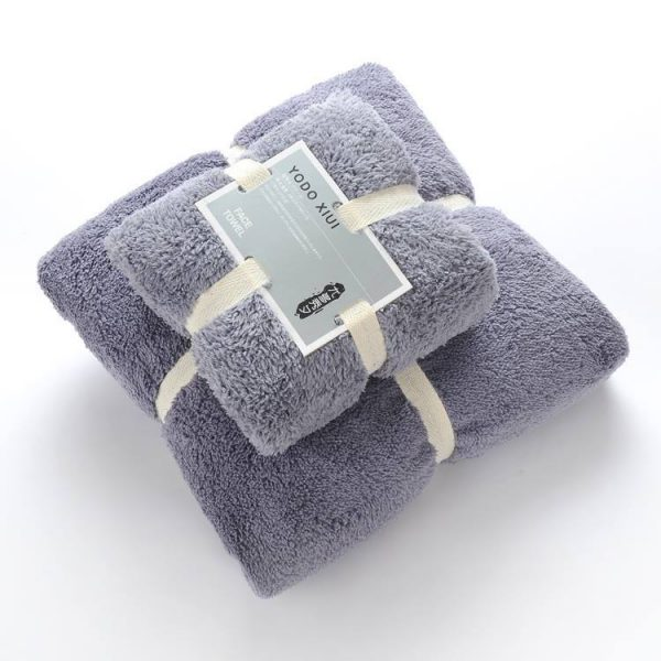 ผ้าเช็ดตัวขนเป็ด