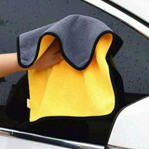 ผ้าเช็ดรถ